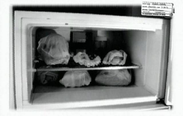 Jeffrey Dahmer's apartment