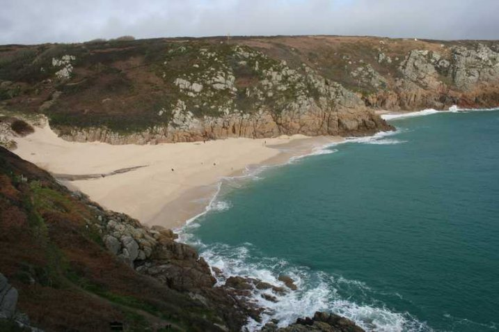 Porthcurno and Cornwall Beaches