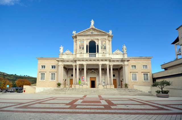 Saint Gabriel's Shrine