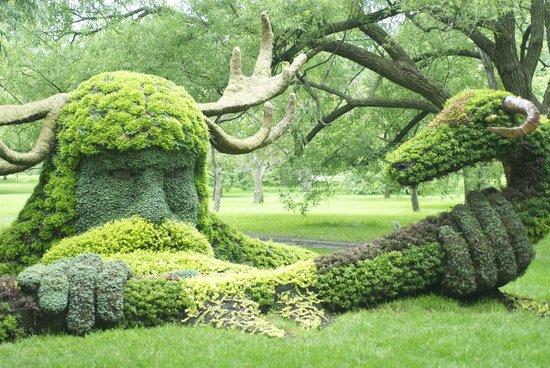 Jardin Botanique (Botanical Garden)