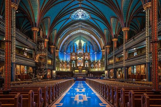 Notre – Dame Basilica