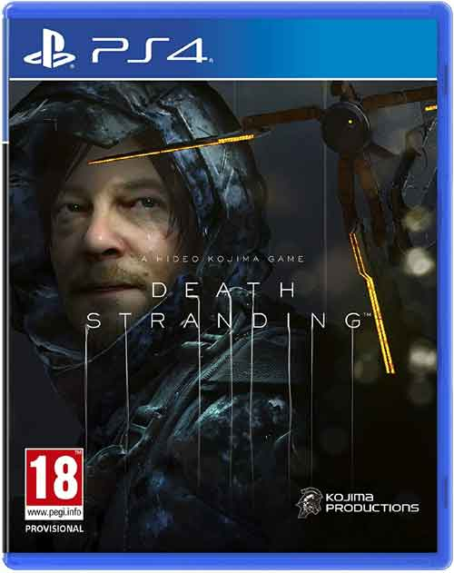 Death Strading Ps4 Game