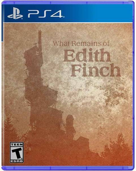 What Remains of Edith Finch Ps4 Game