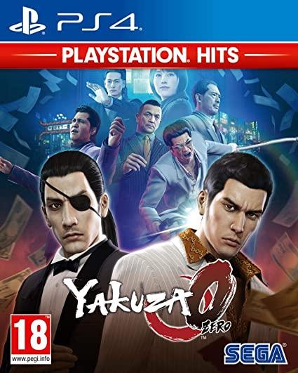 Yakuza 0. Ps4 Game